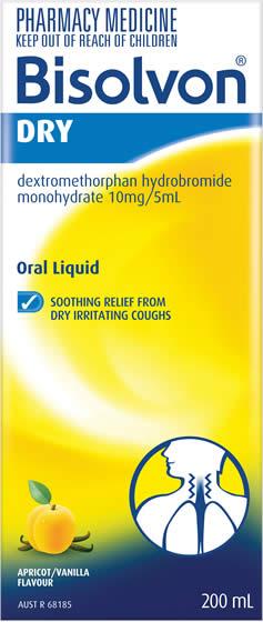 Bisolvon<sup>®</sup> Dry Liquid